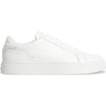 kengät Miehet Matalavartiset tennarit Calvin Klein Jeans HM0HM00294 Valkoinen