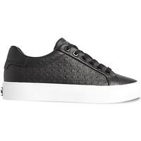 kengät Naiset Matalavartiset tennarit Calvin Klein Jeans HW0HW00541 Musta