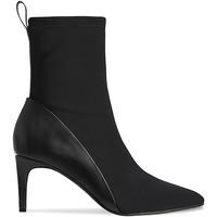 kengät Naiset Nilkkurit Calvin Klein Jeans HW0HW00590 Musta