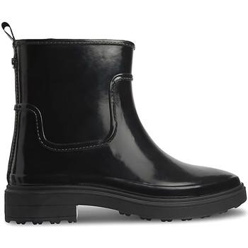 kengät Naiset Nilkkurit Calvin Klein Jeans HW0HW00606 Musta