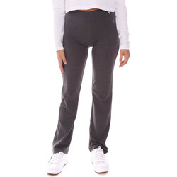 vaatteet Naiset Väljät housut / Haaremihousut Key Up LI20 0001 Harmaa