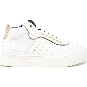 kengät Lapset Matalavartiset tennarit 4us 4U-062 Valkoinen