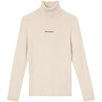 vaatteet Naiset Neulepusero Calvin Klein Jeans J20J216606 Vaaleanpunainen