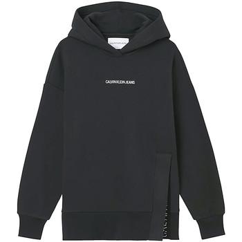 vaatteet Naiset Svetari Calvin Klein Jeans J20J216948 Musta
