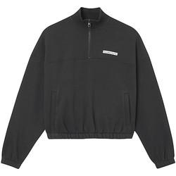 vaatteet Naiset Svetari Calvin Klein Jeans J20J217291 Musta
