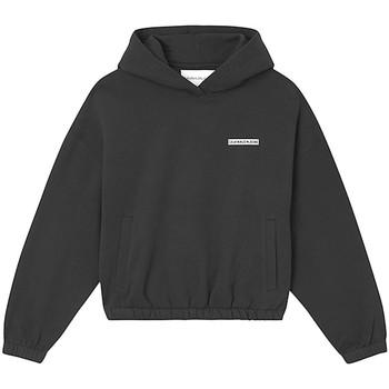 vaatteet Naiset Svetari Calvin Klein Jeans J20J217292 Musta