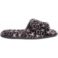 kengät Naiset Tossut Calvin Klein Jeans HW0HW005350GK Mustat