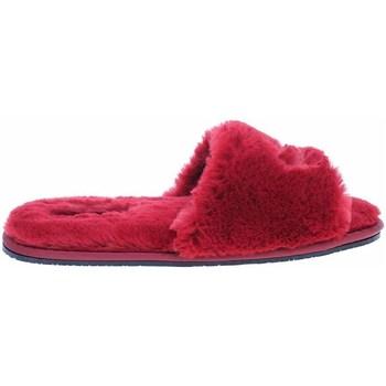 kengät Naiset Tossut Calvin Klein Jeans HW0HW00634XB8 Punainen
