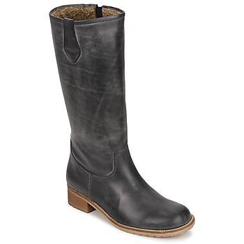 kengät Naiset Saappaat Jopper JINIDINE Black