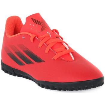 kengät Lapset Jalkapallokengät adidas Originals X SPEEDFLOW 4 Nero