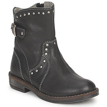kengät Tytöt Bootsit Noel FRANCA Black