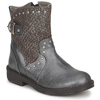 kengät Tytöt Bootsit Noel FRANCA Argenté