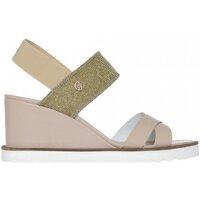 kengät Naiset Sandaalit ja avokkaat Armani jeans 925140 7P534 Beige