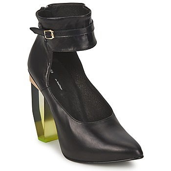 kengät Naiset Korkokengät Miista CRISTAL Musta