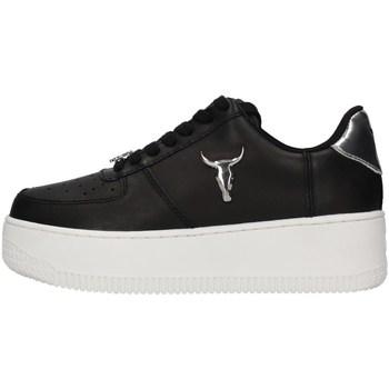 kengät Naiset Matalavartiset tennarit Windsor Smith WSPRICH BLACK