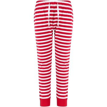 vaatteet Lapset Verryttelyhousut Sf Minni SM085 Red/White