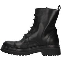 kengät Naiset Nilkkurit Unica 10190 BLACK