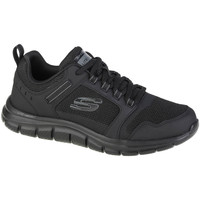 kengät Miehet Fitness / Training Skechers Track-Knockhill Noir