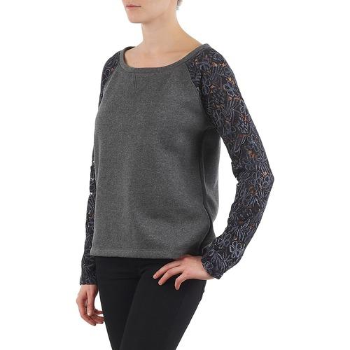 Stella Forest Zts015 Grey - Ilmainen Toimitus- Vaatteet Svetari Naiset 100