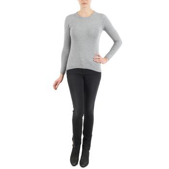 vaatteet Naiset Slim-farkut School Rag PHOEBE SUPER SLIM COMFORT Black