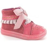 kengät Tytöt Derby-kengät & Herrainkengät Bartek W818461AN Vaaleanpunaiset