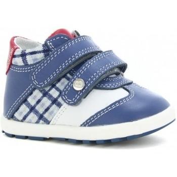 kengät Tytöt Derby-kengät & Herrainkengät Bartek Mini First Steps Vaaleansiniset