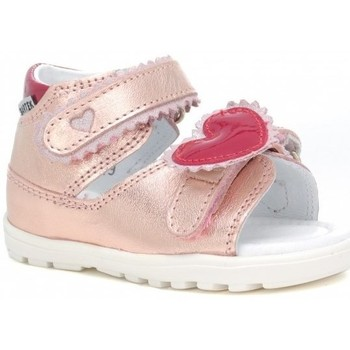 kengät Lapset Sandaalit ja avokkaat Bartek Mini First Steps Vaaleanpunaiset