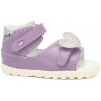 kengät Lapset Sandaalit ja avokkaat Bartek Mini First Steps Violetit