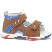 kengät Lapset Sandaalit ja avokkaat Bartek W711880002 Ruskeat
