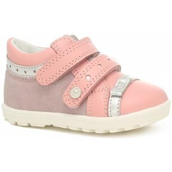 kengät Lapset Bootsit Bartek W11733001 Vaaleanpunaiset