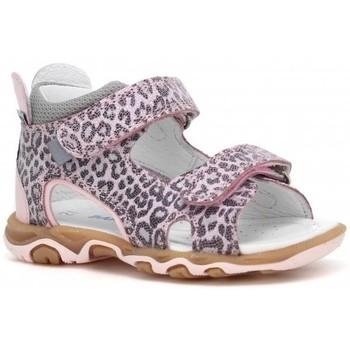 kengät Lapset Sandaalit ja avokkaat Bartek W71144BBK Vaaleanpunaiset
