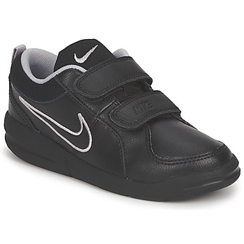 kengät Lapset Matalavartiset tennarit Nike PICO 4 PSV Musta / Harmaa