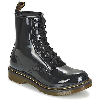 kengät Naiset Bootsit Dr Martens 1460 W Musta
