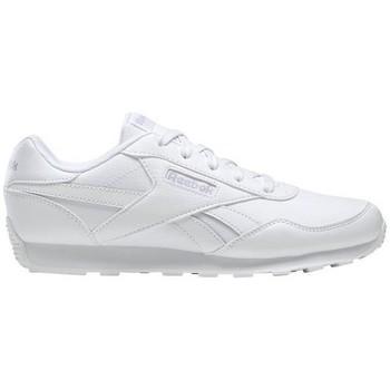 kengät Lapset Matalavartiset tennarit Reebok Sport Royal Rewind Valkoiset