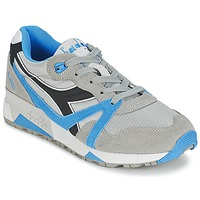 kengät Matalavartiset tennarit Diadora N9000  NYL Grey / Blue / Black