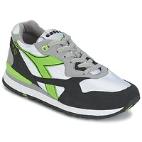 kengät Matalavartiset tennarit Diadora N-92 White / Black / Green