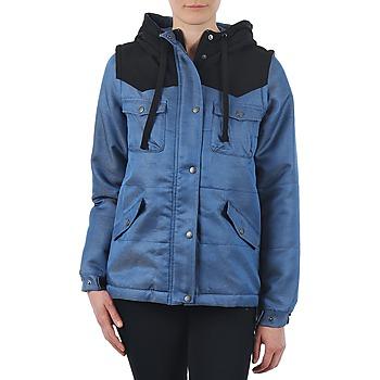 vaatteet Naiset Parkatakki Nikita EXPLORER Blue