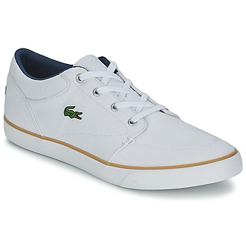 kengät Miehet Purjehduskengät Lacoste BAYLISS 116 2 White