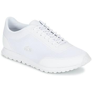 kengät Naiset Matalavartiset tennarit Lacoste HELAINE RUNNER 116 3 White