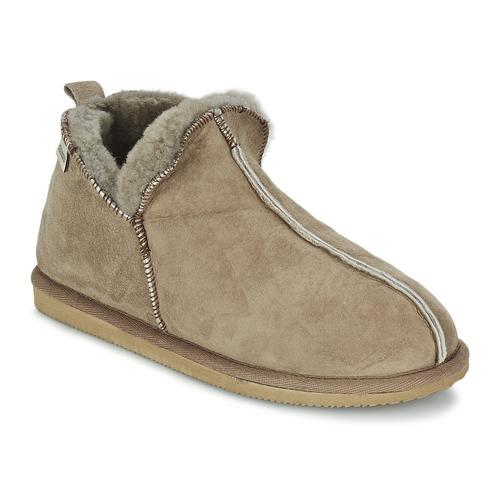 kengät Miehet Tossut Shepherd ANTON Beige