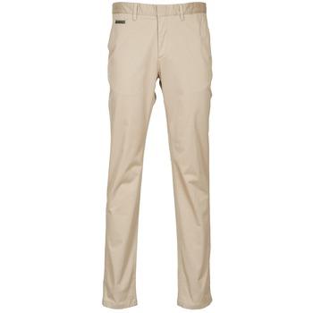 vaatteet Naiset Chino-housut / Porkkanahousut Kulte PANTALON ARCADE 101820 BEIGE Beige