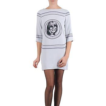 vaatteet Naiset Lyhyt mekko Brigitte Bardot BB43121 Grey