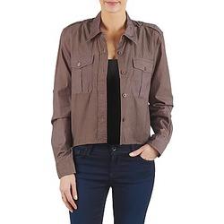 vaatteet Naiset Paitapusero / Kauluspaita Brigitte Bardot BB43077 Brown