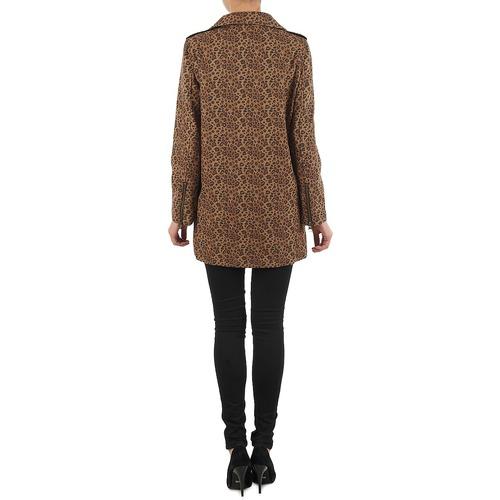 Brigitte Bardot BB43110 Brown / Leopardi 216064 Naisten vaatteet