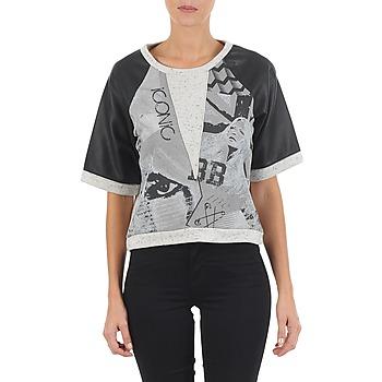 vaatteet Naiset Svetari Brigitte Bardot BB43025 Grey