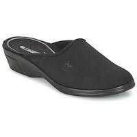 kengät Naiset Tossut Romika REMO 122 Black