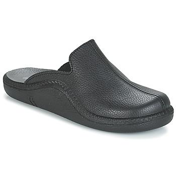 kengät Miehet Tossut Romika MOKASSO 202 G Black