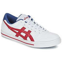kengät Matalavartiset tennarit Asics AARON White / Red