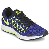 kengät Miehet Juoksukengät / Trail-kengät Nike AIR ZOOM PEGASUS 32 PRINT Blue