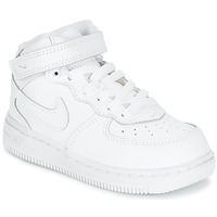 Korkeavartiset tennarit Nike AIR FORCE 1 MID TODDLER